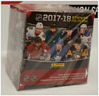 2017-18 Panini NHL Hockey Stickers Auston Matthews Rookie Box 50 packages sealed