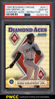 1999 Bowman Chrome Diamond Aces Refractor Ken Griffey Jr. #DA11 PSA 10 (PWCC)