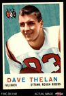 1959 Topps Football Cards 17