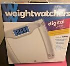 Weight Watchers Digital Glass Scale by Conair Model ww26