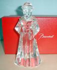Baccarat Nativity Joseph Figurine 2600899 French Crystal New in Box