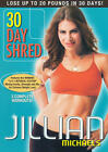 Jillian Michaels 30 Day Shred DVD 2007 NEW