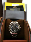 Mint Breitling Superocean II Black On Black A17365 Chronometer Box Papers Tags