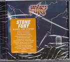 STONE FURY 'BURNS LIKE A STAR' ROCK CANDY 2017 REMASTERED DELUXE EDITION!