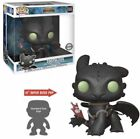 "Funko Pop! Toothless 10"" How To Train Your Dragon 3 Target Exclusive Preorder"