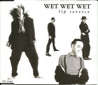 WET WET WET Lip Service YOUTH REMIX & 3 LIVE ACOUSTIC CD single SEALED USA seler