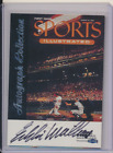 EDDIE MATHEWS 1999 FLEER SPORTS ILLUSTRATED AUTOGRAPH COLLECTION AUTO