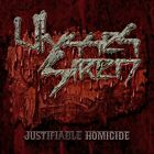 Ulysses Siren-Justifiable Homicide CD NEW
