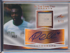 PELE 2018 LEAF IN THE GAME USED AUTO JERSEY 3 12 SOCCER
