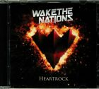 WAKE THE NATIONS - Heartrock - CD