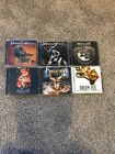 Dream Evil Music CD LOT Swedish Sweden Heavy Metal
