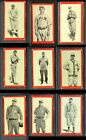 1910 T210 Old Mill Baseball Cards 12