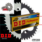 Honda TRX450 R/ER Elec & Kick Start 2006-14 DID NZ Chain & JT Sprockets 13/38T