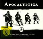 APOCALYPTICA - Plays Metallica By Four Cellos: A Live Performance - CD (3xCD)