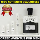 Creed Aventus Men's Eau de Parfum 2ml 3ml 5ml 10ml AUTHENTIC DECANT SAMPLE VIALS