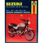 Suzuki GS 450 E Cast wheel 1980 Haynes Service Repair Manual 0736