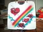 WORLDS GREATEST MOM or DAD Airbrushed T shirt Personalized All Sizes to 6X