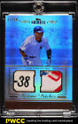 2011 Topps Tribute Pastime Derek Jeter GAME-WORN DUAL TAG PATCH 24 #PPDJ (PWCC)