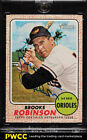 2017 Topps Heritage Real One Brooks Robinson AUTO #ROA-BR (PWCC)