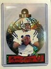 Peyton Manning Colts 1999 Pacific Prism Ornaments Insert #11 w o String