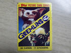 1984 Topps Gremlins Trading Cards 4