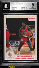 1984-85 Star Basketball Clyde Drexler ROOKIE RC #165 BGS 9 MINT (PWCC)