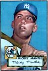 California Collector's Million Card Code Unlocks 1952 Topps Mickey Mantle 9