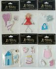 La Petites Stickers 3 D Lot Of 7 Mini Sticker Packs
