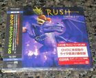 PROMO issue RUSH Japan 3 x CD RUSH In Rio OBI Geddy Lee MORE Rush LISTED nr MINT
