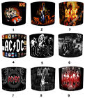 AC DC Highway To Hell Lampshades Ideal To Match AC DC Wall Decals