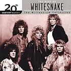 20th Century Masters - The Millennium Collection: The Best of Whitesnake CD