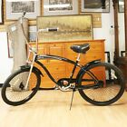 Micargi Rover GT MBK Mens Chopper Cruiser Bicycle Bike Black