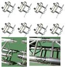 8set Double Ended Conical Coupler with Clip Pin Fit Global Truss Trusses F33 F34