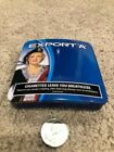 Blue Curve 20's Macdonald Export 'A' 65 Yr Anniversary Cigarette Tin NEVER USED