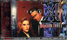 Vintage: X-FILES Season Three Trading Cards, Unopened box. 36 count.