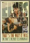 ELVIS PRESLEY 8 CD 3 DVD THAT'S THE WAY IT WAS 2017 RnR MAJESTY REHEARSALS SHOWS
