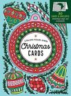 Create Your Own Handmade Christmas Cards 30 Cards  Envelopes to Color Includi