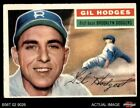 Top 10 Gil Hodges Baseball Cards 25