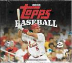 2008 TOPPS BASEBALL SERIES 2 HOBBY HTA SEALED BOX