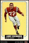 1964 Topps Football Cards 4