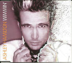 ASHLEY HAMILTON Wimmin 4TRX MIX & 2 RARE DEMO TRX CD single Rod Stewart stepson