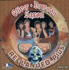 Re-Landed Plus - 2 DISC SET - Oliver Dawson Saxon (CD New)