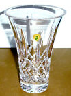 Waterford Lismore Crystal Flared Vase 8H 107605 New in Box