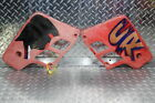 1987 HONDA CR500R LEFT RIGHT SIDE PANELS FAIRINGS COWLS SET