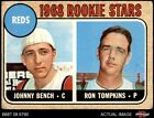 Top 10 Johnny Bench Baseball Cards 23