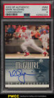 2002 SP Authentic Chirography Mark McGwire AUTO 25 #MM PSA 9 MINT (PWCC)