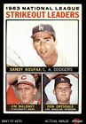 Top 10 Don Drysdale Baseball Cards 18