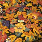 CP34638 Fall Harvest Thanksgiving Falling Leaves 100 cotton fabric by the yard