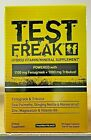 PharmaFreak TEST FREAK Natural Testosterone Booster BUILD MUSCLE 120 capsules