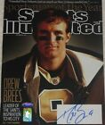 Drew Brees Rookie Cards Checklist and Autographed Memorabilia Guide 56